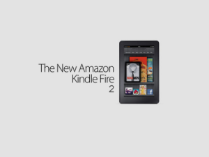Kindle fire 2